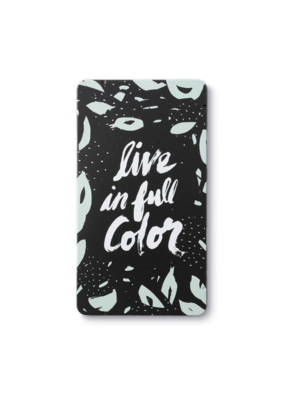 Live In Full Color Colored Pencils