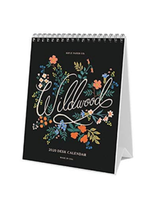 Rifle Paper Co. Rifle Paper Co. 2020 Wildwood Desk Calendar