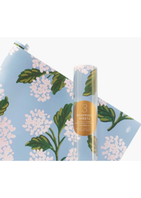Rifle Paper Co. Rifle Paper Co. Wrapping Sheets, Hydrangea