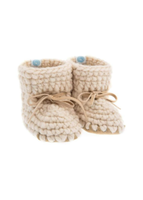 Sweater Mocs Ivory