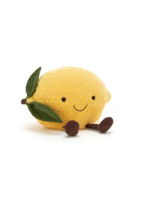 Jellycat Jellycat Amuseables Lemon Medium