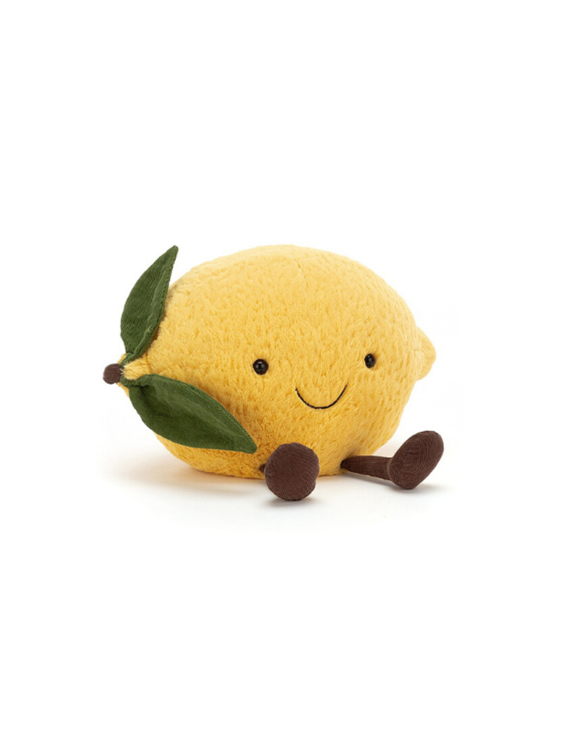 Jellycat Jellycat Amuseables Lemon Medium