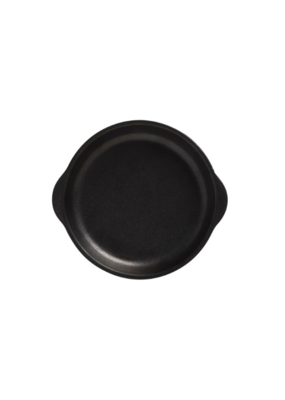 Plate With Handle Caviar 15cm