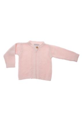 Beba Bean Victoria Sweater Pink 6-12m