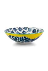 Cobble Yellow Poke Bowl 21cm