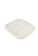 Indaba Trading Serendipity Square Marble Tray