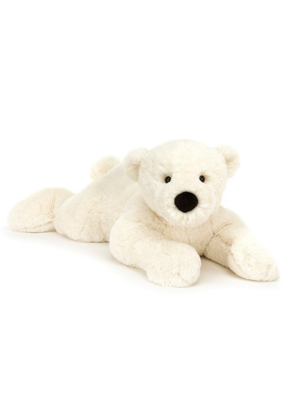 Jellycat Jellycat Perry Polar Bear Lying