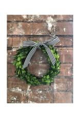 Boxwood Wreath Round