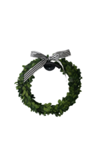 Hofland Boxwood Wreath Round