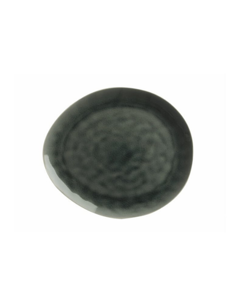 Artisan Grey Plate  by Maxwell & Williams