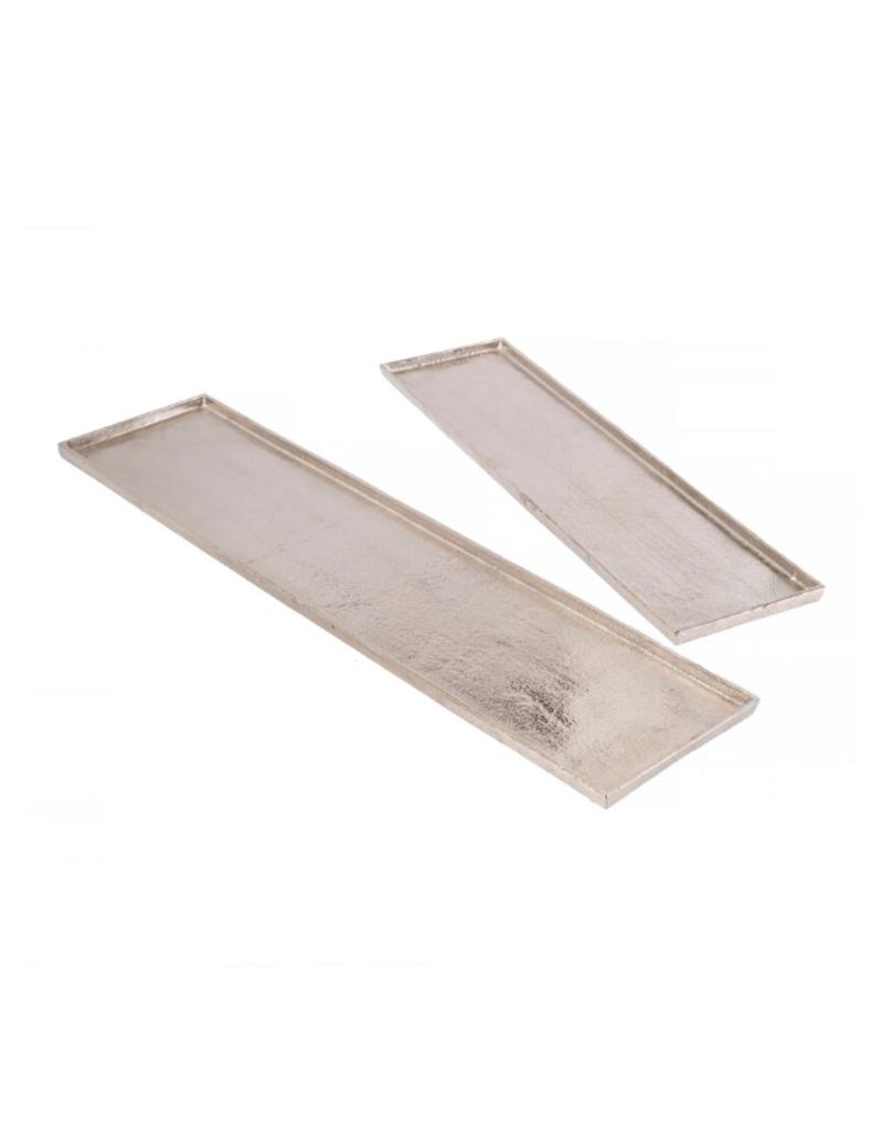 Mirage Rectangle Aluminum Tray