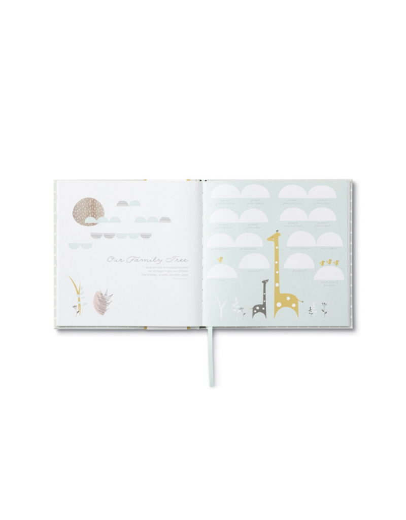 Hello Little One! Baby Book