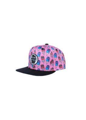 HEADSTER Headster Hat Monster Freeze Pink Baby