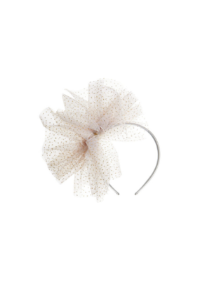 Mimi & Lula Fairy Dust Tutu Bow Grey