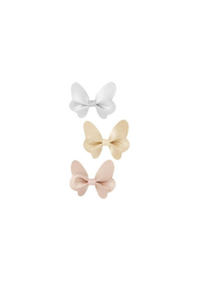 Mimi & Lula Metallic Butterfly Clip