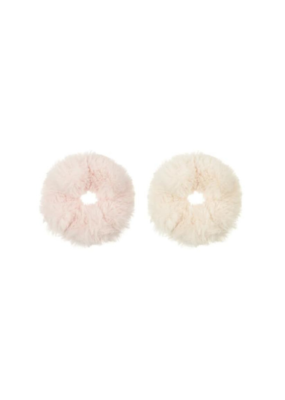Mimi & Lula Super Soft Furry Scrunchies