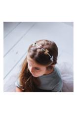 Mimi & Lula Alice Metallic Butterfly Hairband