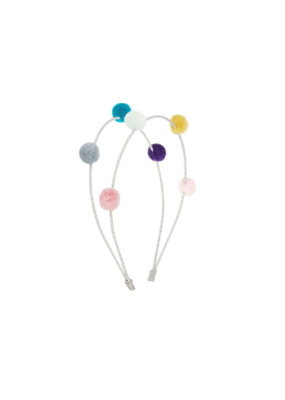 Mimi & Lula Alice Double Pom Pom Hairband