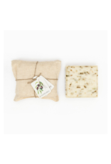Castelbel Linen Wrapped Olive Soap