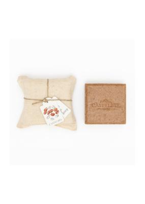 Castelbel Linen Wrapped Coffee Soap