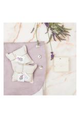 Castelbel Linen Wrapped Lavender Soap