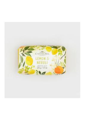Castelbel Fruits & Flowers Soap Lemon & Neroli