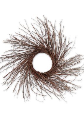 Dried Branch Wreath