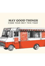 The Good Days Print Co. Good Things Birthday Card