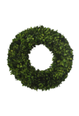 "24"" Boxwood Round Wreath Extra Large"