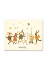 Wanted... You Card