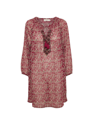 Cindy Tunic Merlot Red by Cream