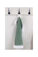 Ten & Co. Ten & Co. Tea Towel Scallop Sage