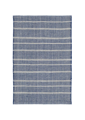 Dash & Albert Dash & Albert Samson Navy Indoor/Outdoor Rug 2x3