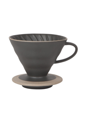 Contour Pour Over Coffee Filter Black