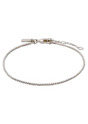 PILGRIM PILGRIM Bracelet for Charms, Silver