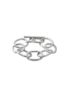 PILGRIM Pilgrim Air Bracelet in Silver