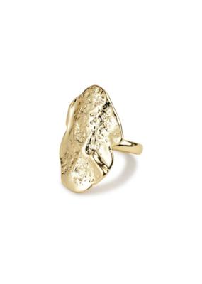 PILGRIM Pilgrim Valkyria Ring Gold