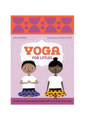 Yoga For Littles Card Kit