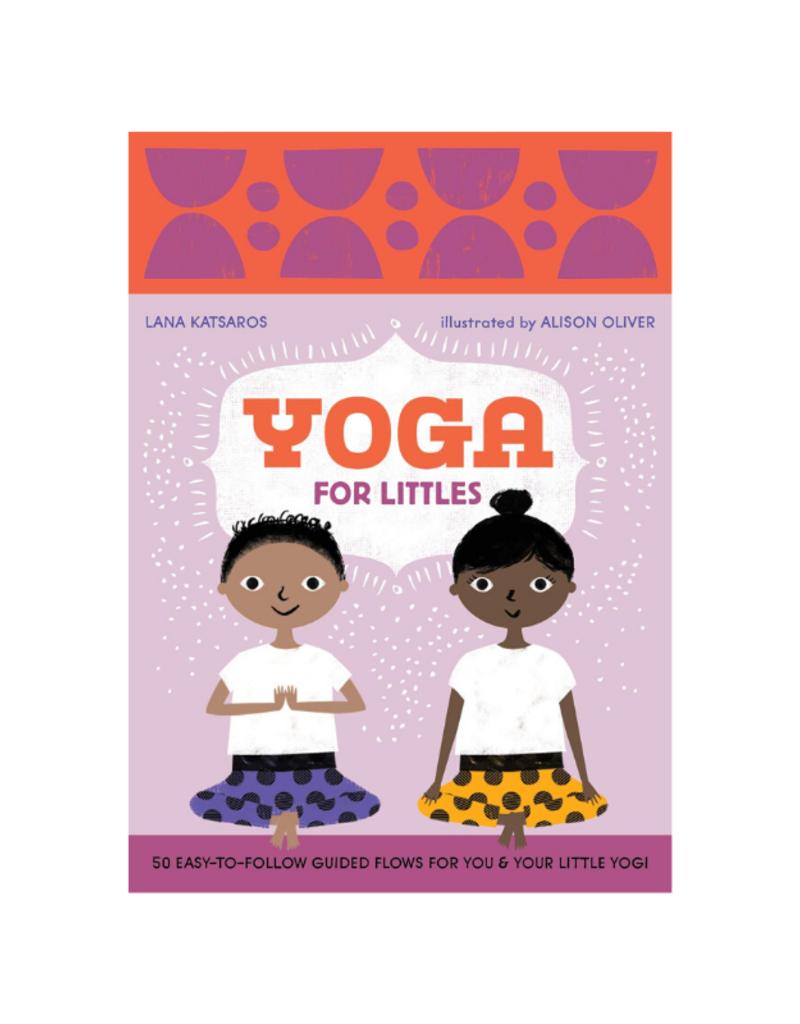 Yoga For Littles Card Kit
