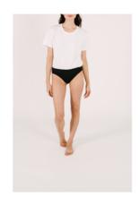 Smash + Tess T-Shirt Bodysuit in White by Smash + Tess