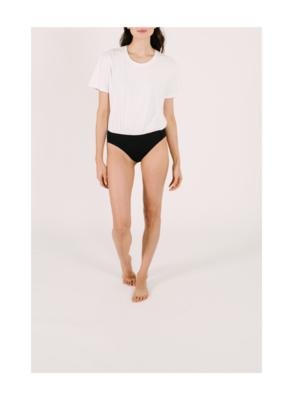 Smash + Tess smash + tess T-Shirt Bodysuit White