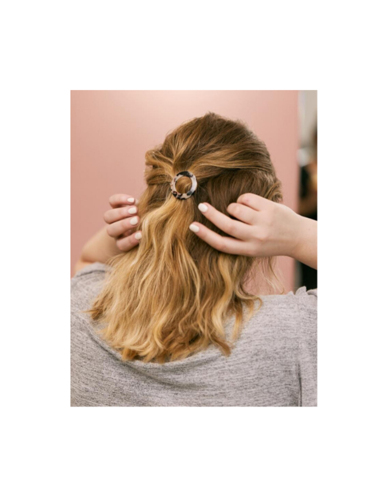 Lover's Tempo Winona Hair Clip  in Tortoise by Lover's Tempo