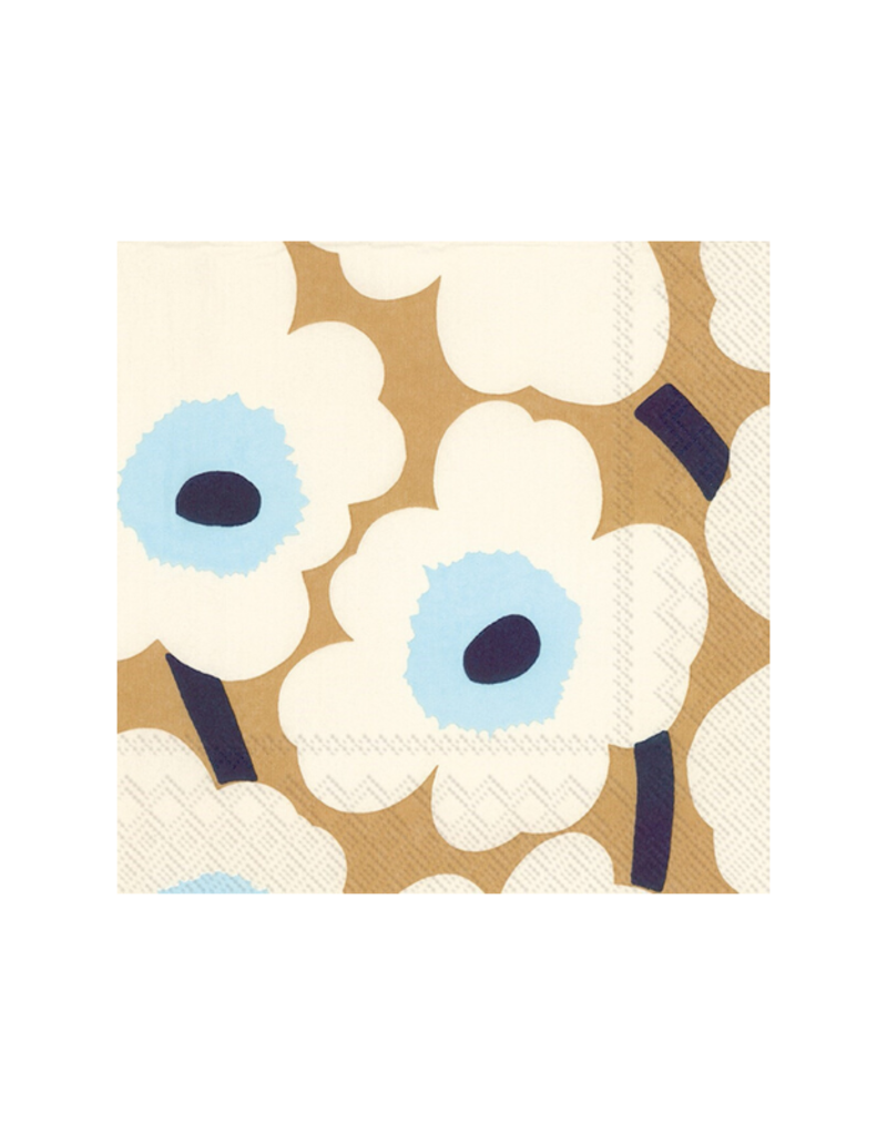 marimekko Napkin UNIKKO cream gold Cocktail