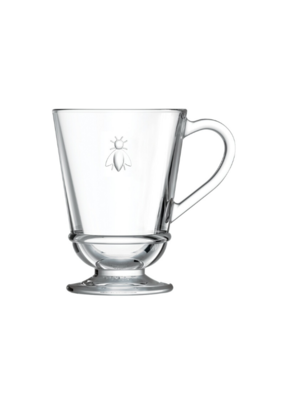premier gift La Rochere Bee Glass Mug 9.7oz