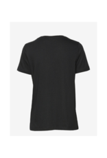 b.young Tiana Tee in Black by b.young
