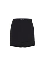 ICHI Fernanda Shorts in Black by ICHI