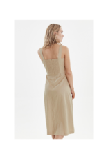 b.young Dream Dress in Cement by b.young