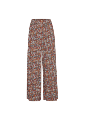 ICHI Ansikki Pant in Summer Fig by ICHI