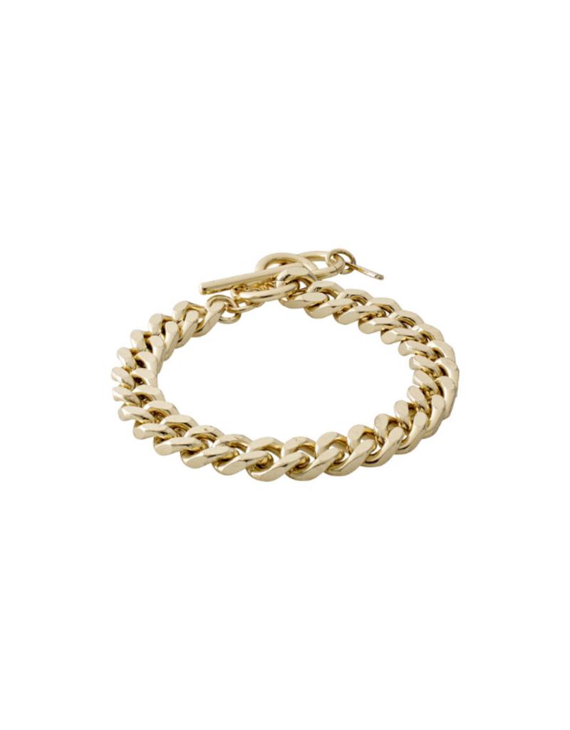 PILGRIM Pilgrim Bracelet Water Gold