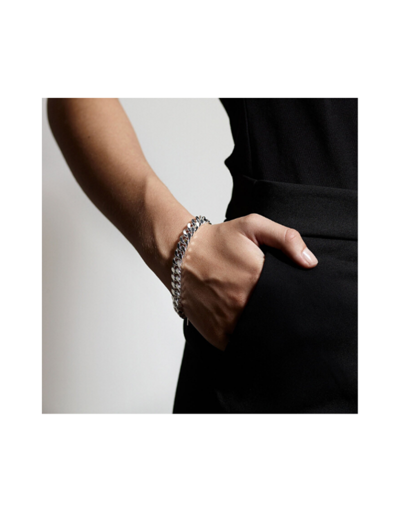 PILGRIM Pilgrim Bracelet Water Silver